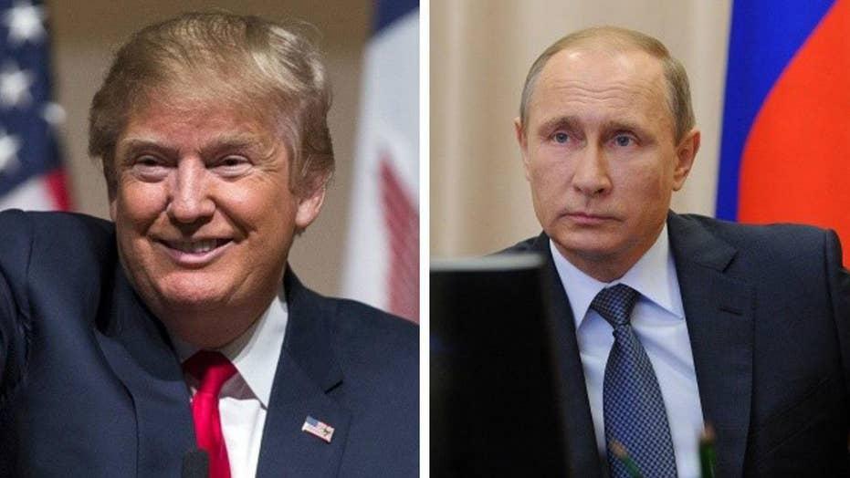 Russia collusion - lots of hysteria, no proof?