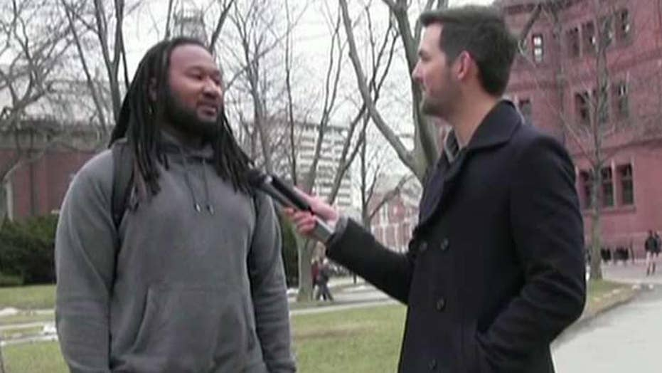 Harvard students say Trump is more dangerous than ISIS