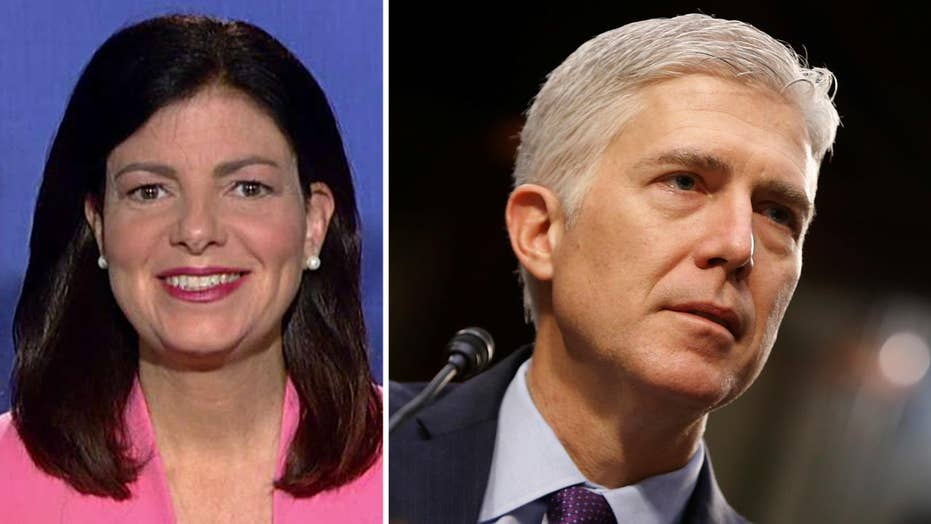 Ayotte on going nuclear on Gorsuch: Dems left us no choice