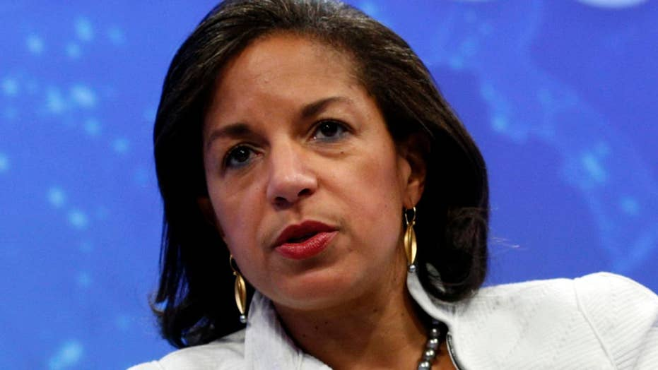 Did Susan Rice make false statement in unmasking request?
