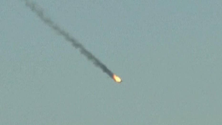 Iraqi helicopter shot down over Mosul