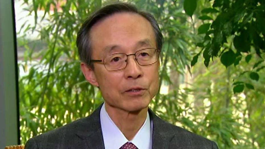 Former South Korean FM warns of danger posed by North Korea