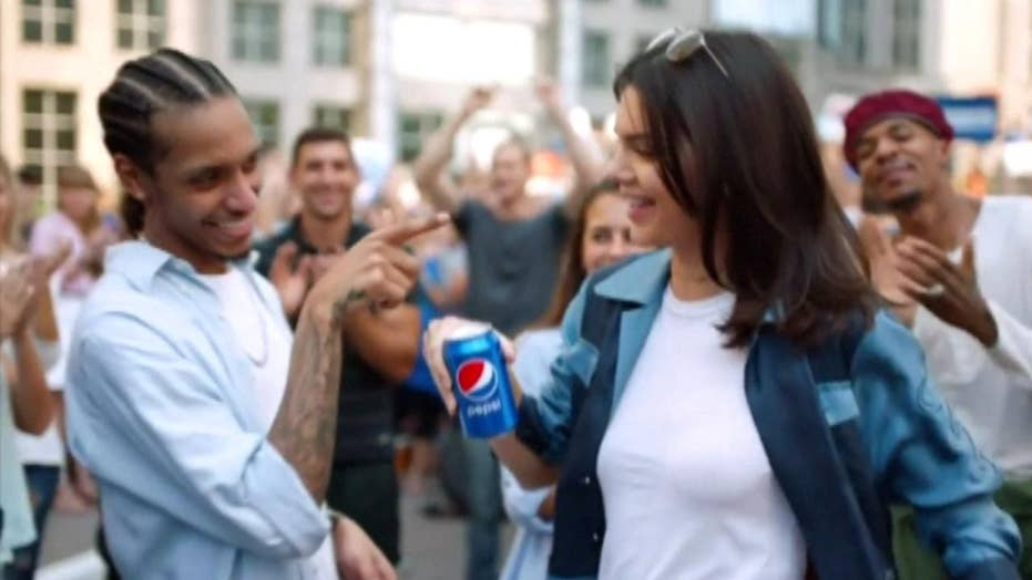 Are people right to be outraged over the Pepsi ad?