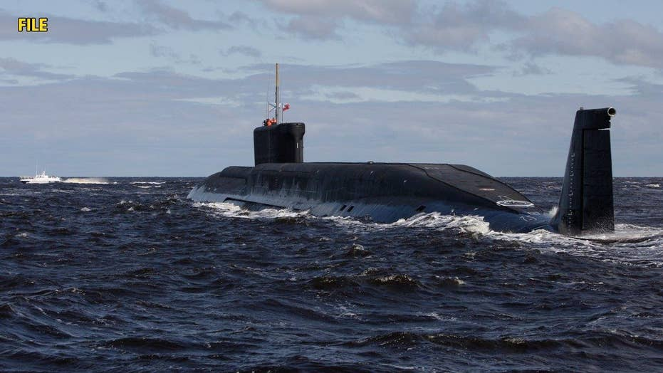 Fox Firepower: Russia unveils powerful nuclear sub