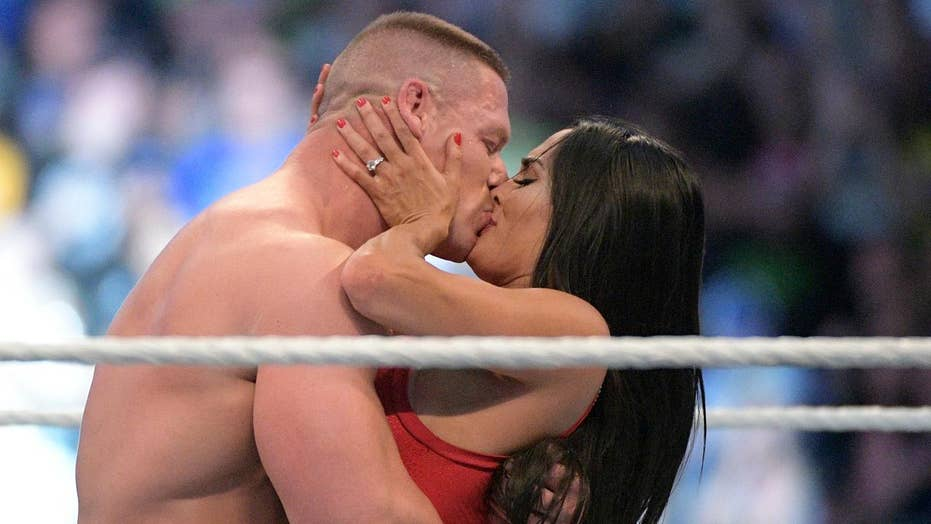 Nikki Bella talks 'shocking' engagement