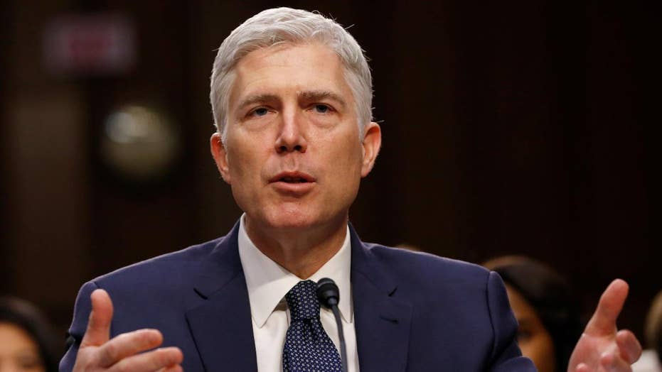 GOP makes history, launches the nuclear option for Gorsuch