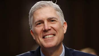 Williams: Democrats view Gorsuch as the heist of the century