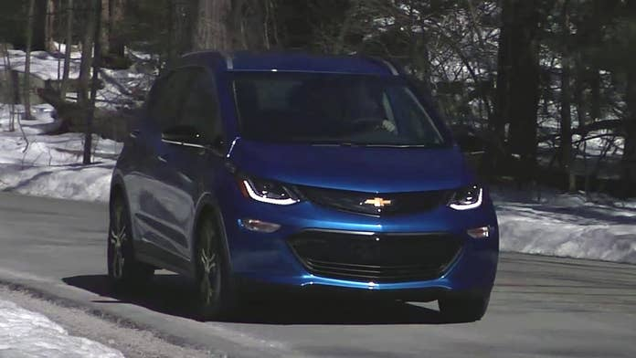 Electric Chevrolet Bolt range increased, here's how far it can go