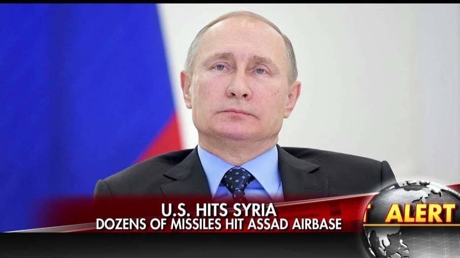 Rosen reports on Russia response