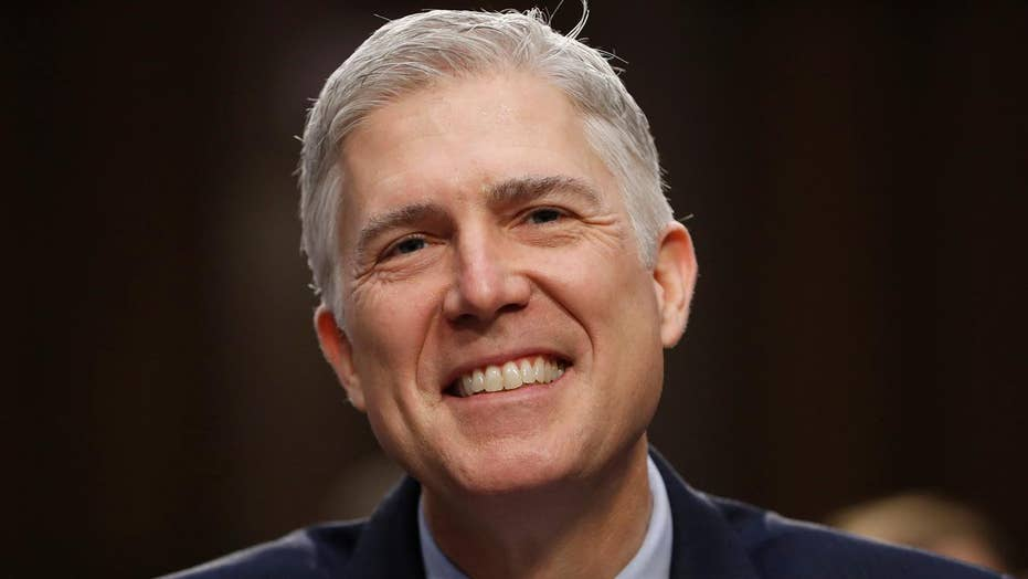 Senate confirms Gorsuch as the next Supreme Court Justice