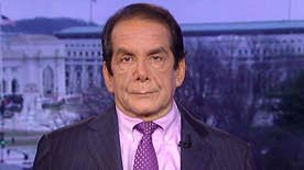 Krauthammer: Syria strikes represent 'a neck snapping about face' on policy