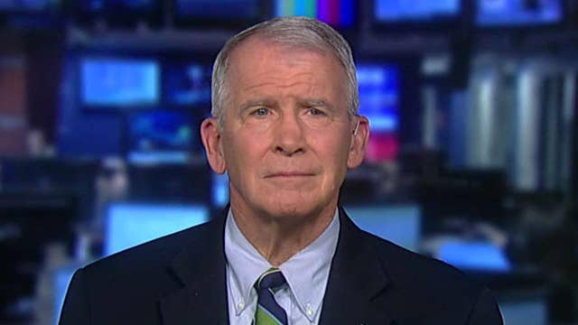Oliver North: Syria strike was proportional, vital response