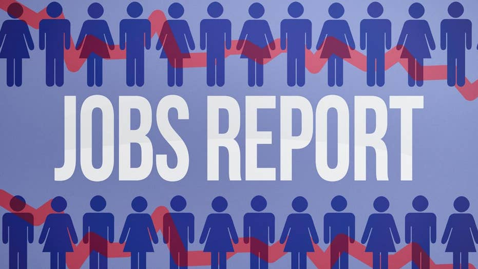 Hiring slowdown produces disappointing March jobs report