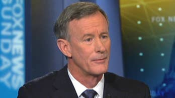 Ryan backs Navy Admiral William McRaven after Trump attack, report says
