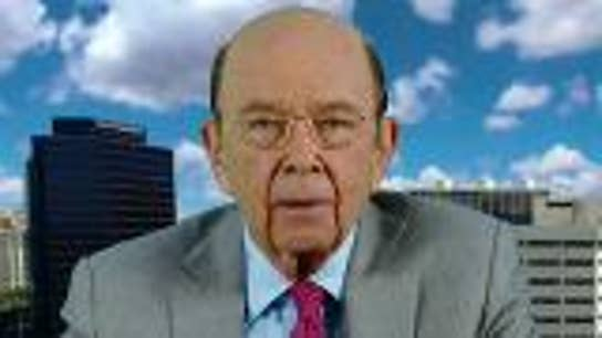 Commerce secretary on Syria strike, meeting with China
