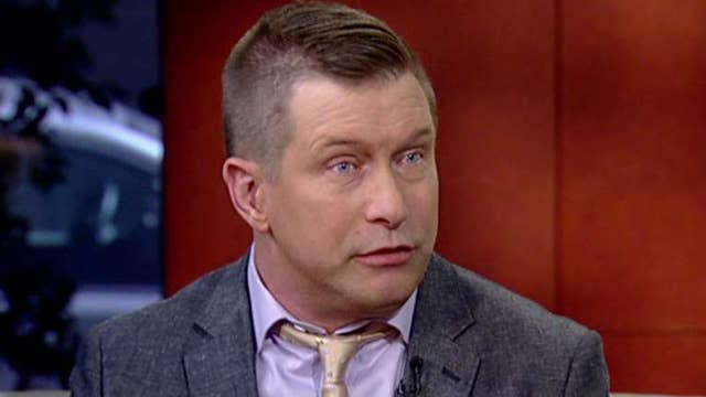 Stephen Baldwin: I haven't spoken to Alec since the election