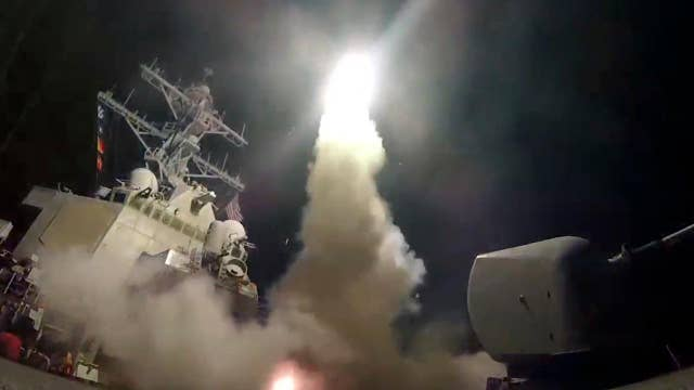 Media on war footing for Syria