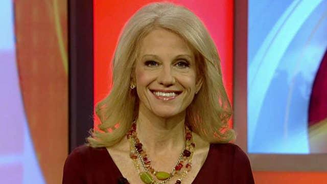 Conway defends Trump airstrikes