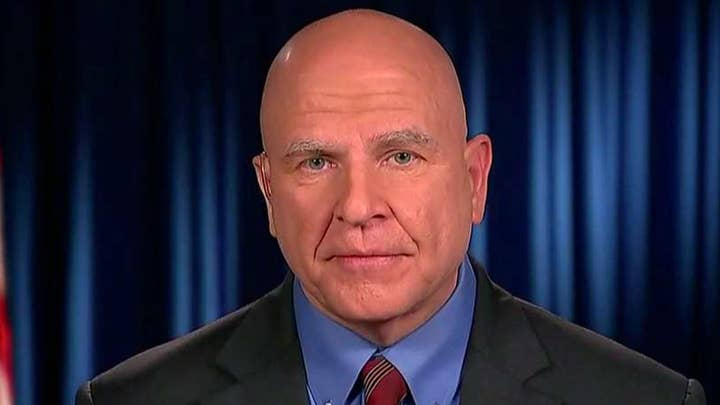 Exclusive: General H.R. McMaster on decision to strike Syria
