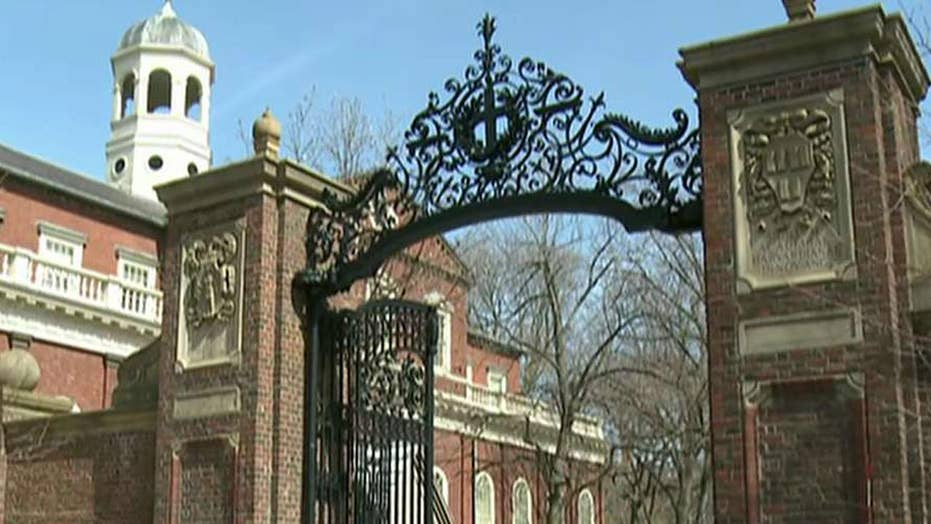 Harvard to change historic anthem to be more inclusive