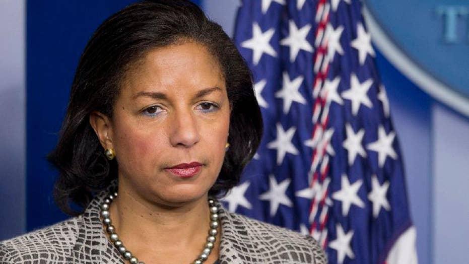 Media divide over Susan Rice