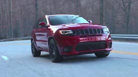 The Hellcat-powered 2018 Jeep Grand Cherokee Trackhawk isn't just the most-powerful Jeep ever, it's the most-powerful SUV in the world