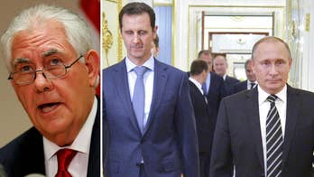 Tillerson, G7 ministers look to pressure Russia to reconsider Assad support