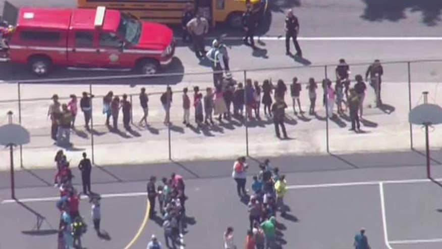 Trace Gallagher has more on the San Bernardino school shooting