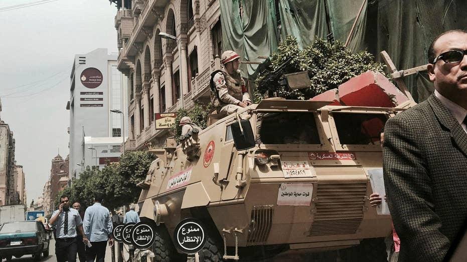Egypt's struggle to tackle extremism felt across Mideast