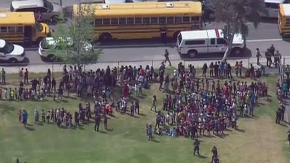 Deadly shooting at California elementary school
