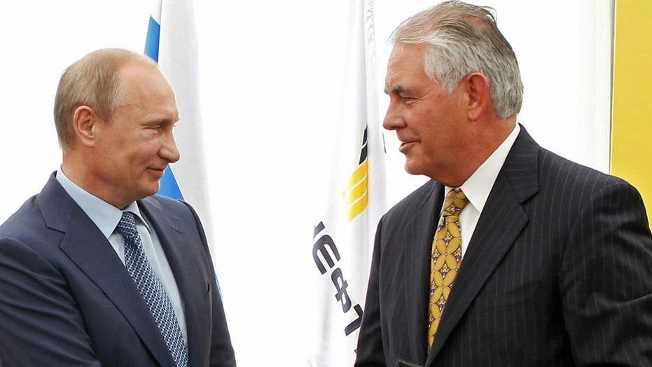 Can Tillerson convince Russia to rethink support for Assad?