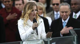 Fox411: Trump inauguration singer Jackie Evancho speaks out