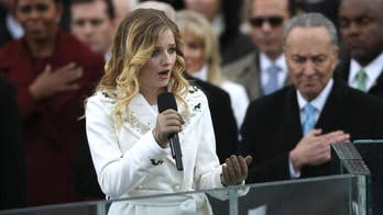 Jackie Evancho would sing for Trump again despite backlash