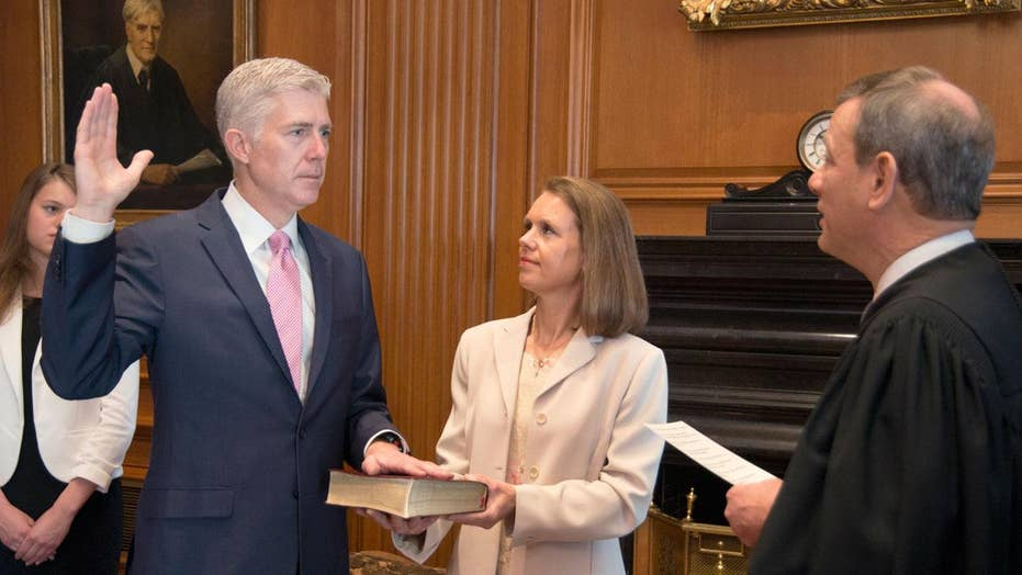 Analyzing the impact of Justice Gorsuch on SCOTUS