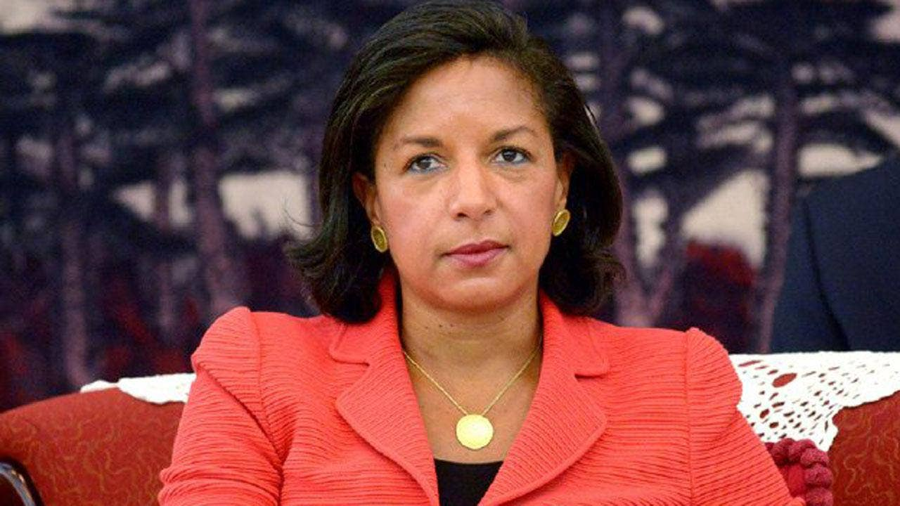Trump calls out Rice for refusal to testify to Congress
