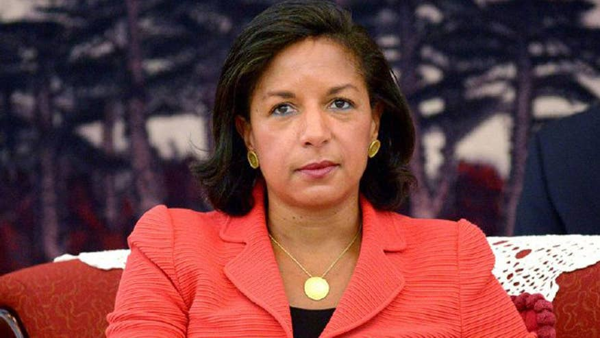 Image result for Trump calls out Rice for refusal to testify to Congress