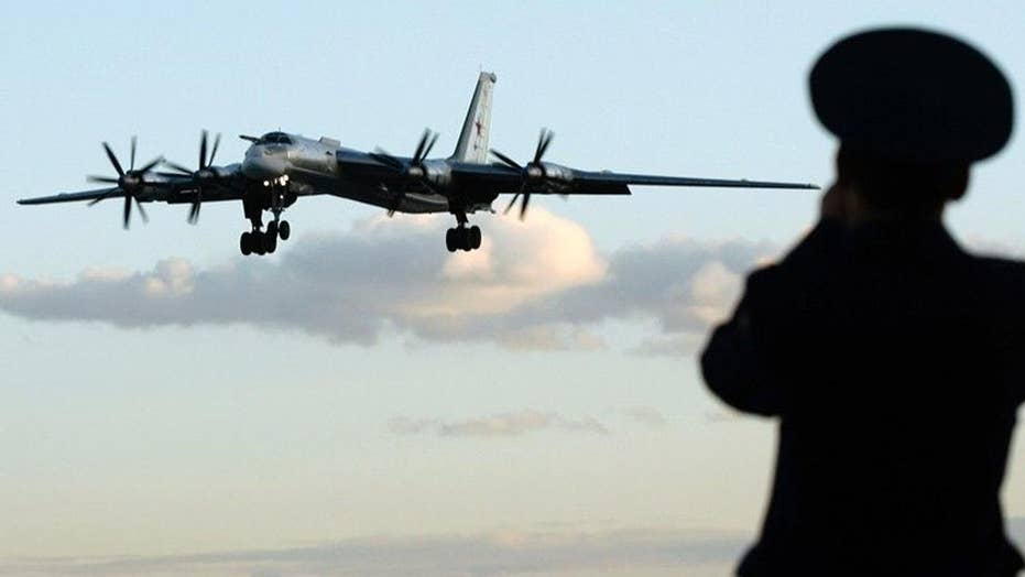 Russian nuclear-capable bombers fly near Japan