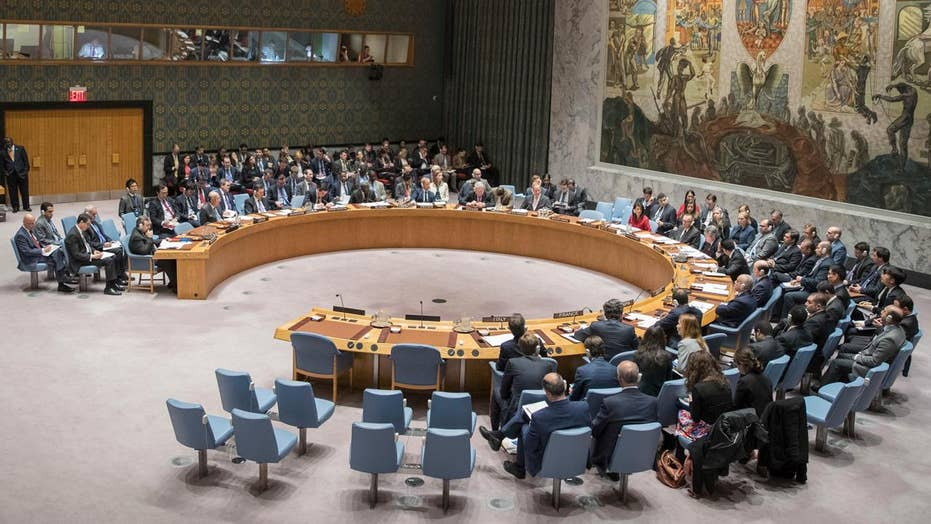 UN fails to pass resolution condemning Syria chemical attack