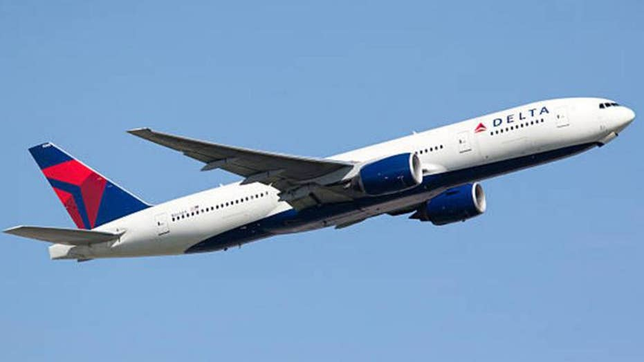 Delta takes different approach with a passenger: Ask nicely