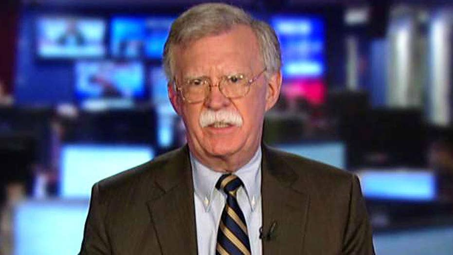Amb. Bolton: US is in a 'difficult period' with Russia