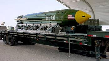 The 'Mother of All Bombs' (MOAB) has been dropped on Afghanistan. Here's what it does (and doesn't) mean