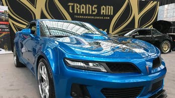Gary Gastelu talks to Tod Warmack, whose Trans Am Worldwide turns the Chevrolet Camaro into the Pontiac Firebird Trans Am that General Motors can't make anymore.