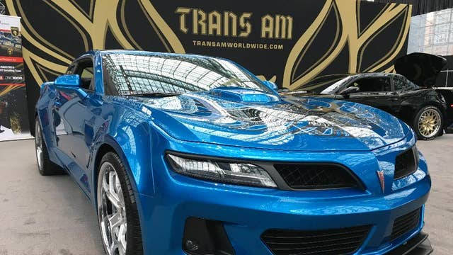 Return of the Firebird Trans Am| Latest News Videos | Fox News