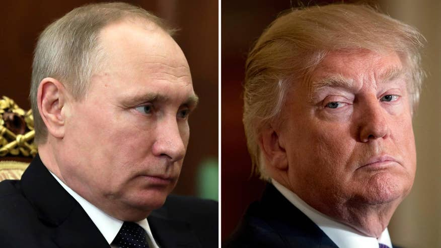 Stephen Cohen, professor of Russian studies and politics at NYU and Princeton: Notion of Pres. Trump is puppet of Putin is product of the 'American War Party' and I'm worried Russia will overreact. Russia thinks Washington politics is crazy right now