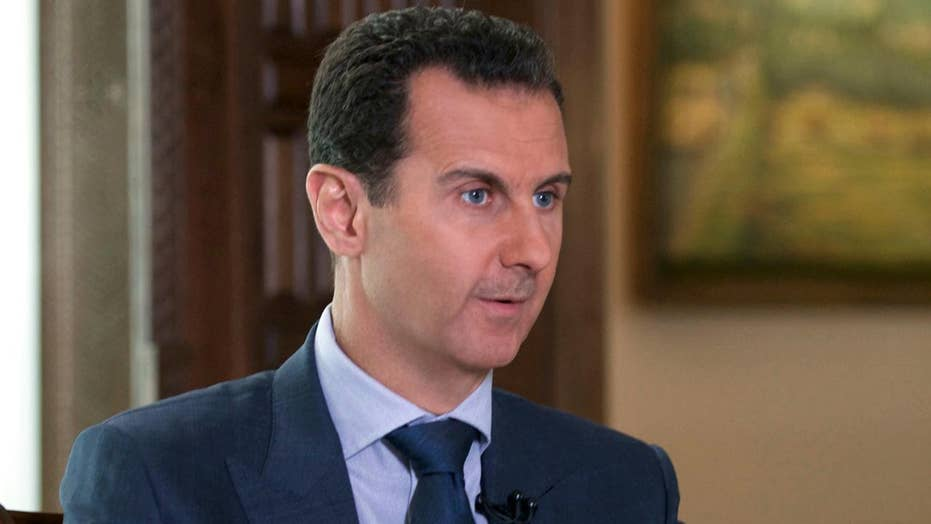 Assad: Chemical attack a complete fabrication