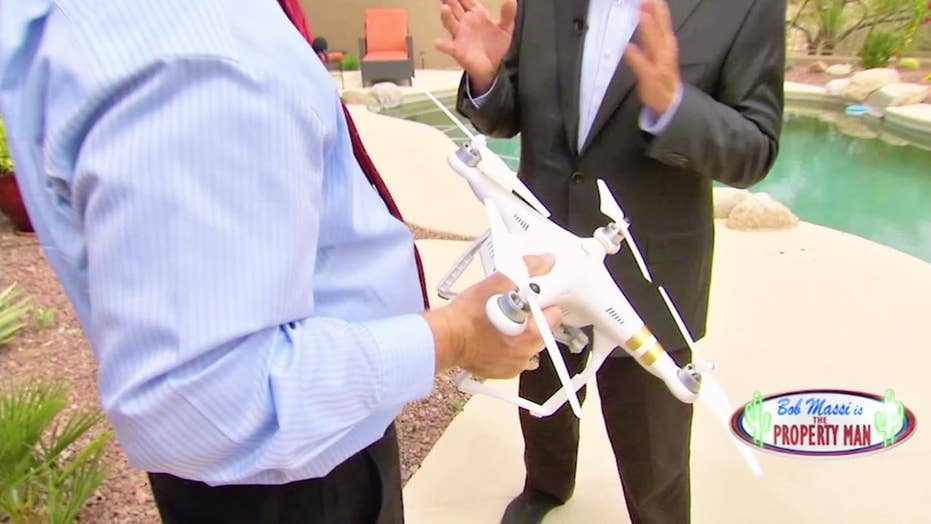How drones are selling houses