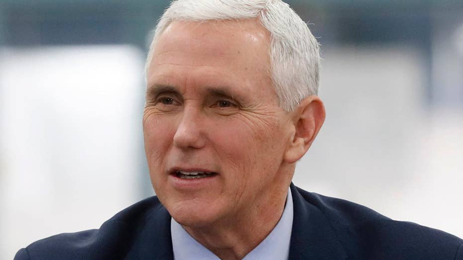 Pence to begin 10-day Asia trip amid growing tensions