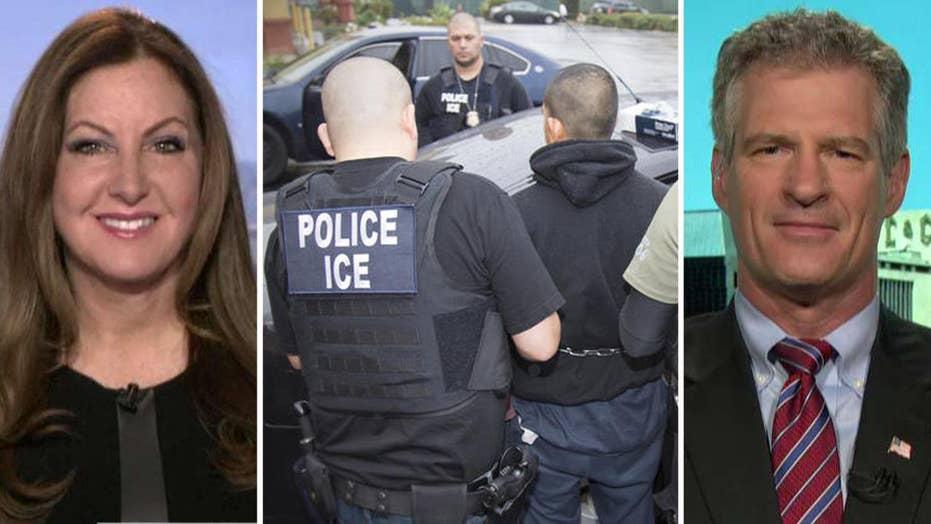 Marshall, Brown debate idea of national deportation force