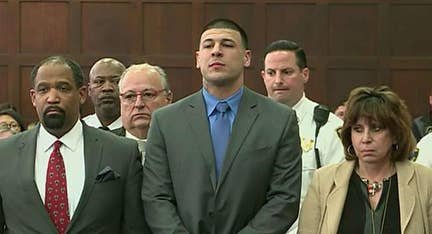 Aaron Hernandez verdict: Former football star acquitted in 2012 double-murder by jury
