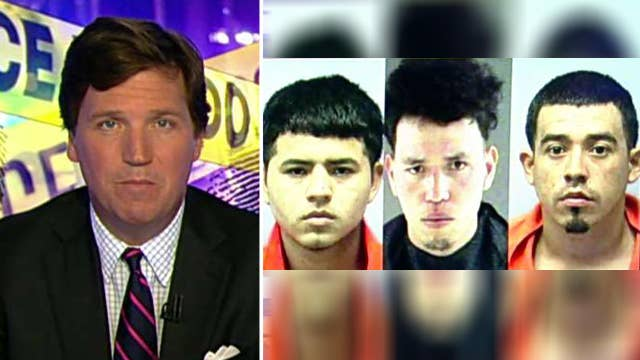 Tucker: MS-13 gang far greater threat than ISIS
